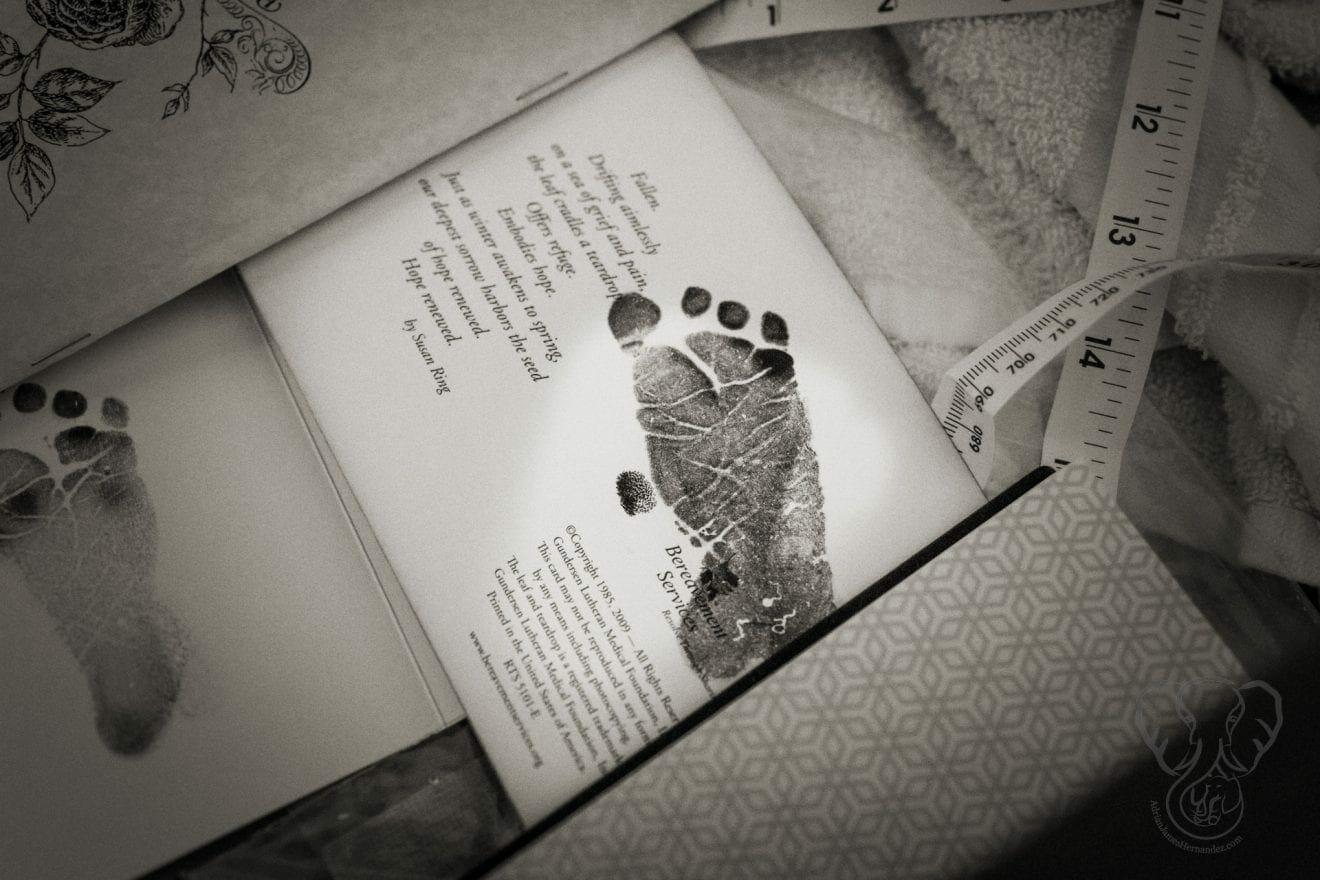 stillborn child