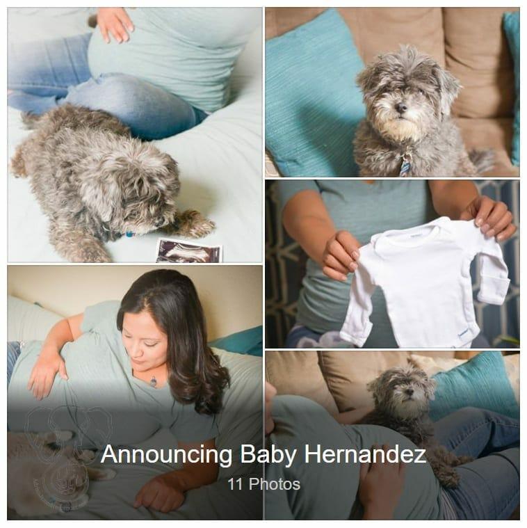 Announcing Baby Hernandez pt 1