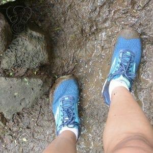 Hiking the Sleeping Giant Trail, Kapaa, Kaua'i, Hawai'i