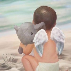 Adrian and Elephant