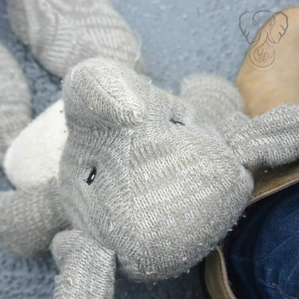 Adrian's elephant in San Francisco