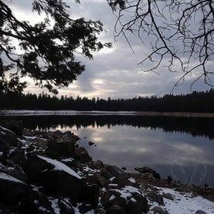 Pinecrest Lake, Pinecrest, California (Miranda Hernandez)