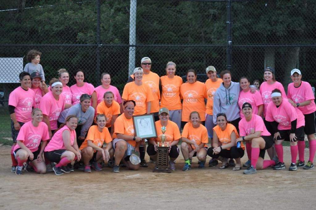 Softball fundraising tournament in Braden's honor, contributed by mother Megan