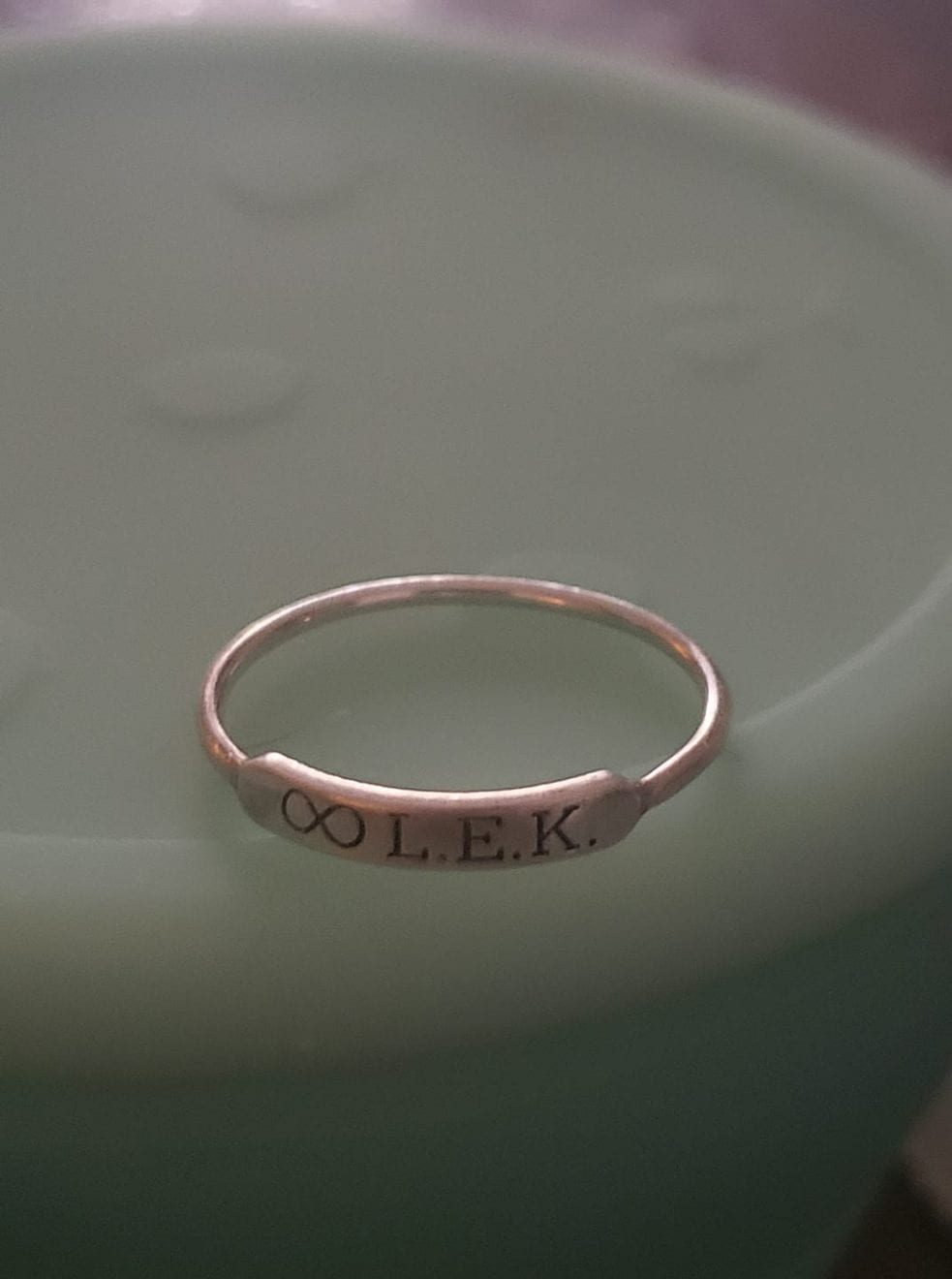 Ring for Luna, Estrella, and Kira, contributed by mother Saira