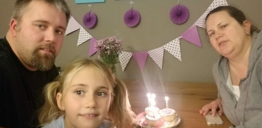 Elianna's birthday, contributed by mother Esther