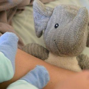 Miranda, Peanut, and Adrian's Elephant (Miranda Hernandez)