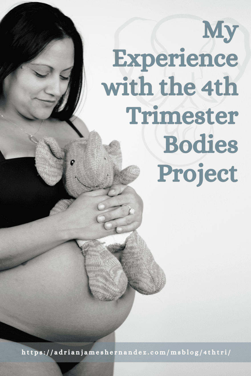 My Experience with the 4th Trimester Bodies Project